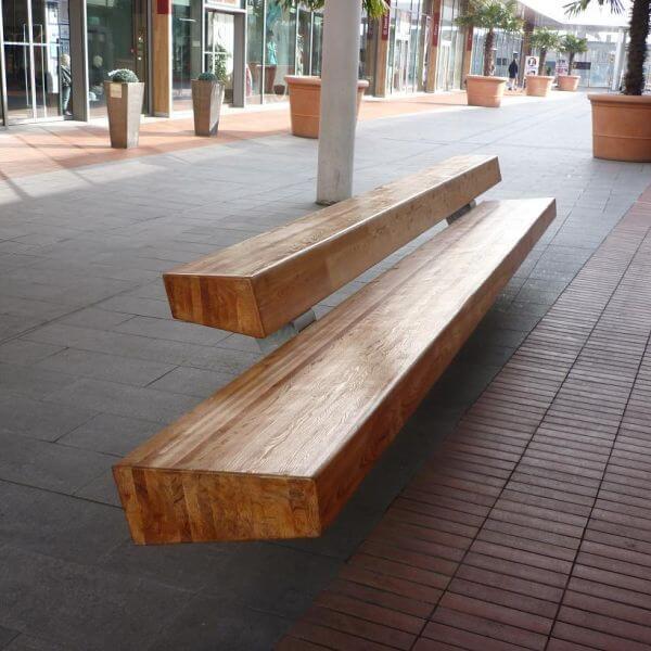 Mobilier urbain sur mesure ibco vous conseille fabrique for Mobilier bois