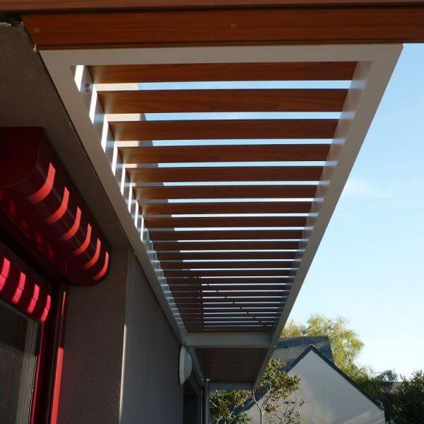 pergola en aluminium brise soleil et pare vue ibco r alise vos projets ext rieurs. Black Bedroom Furniture Sets. Home Design Ideas